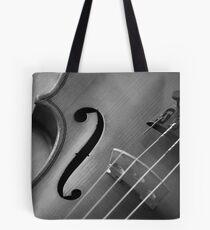 Love Violin Music Strings Tote Bag