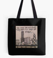 Rundown  Tote Bag