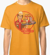 Eat Your Worries Classic T-Shirt