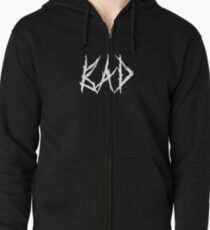 BAD - XXXTENTACION - BAD! SONG Zipped Hoodie