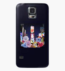 Funda/vinilo para Samsung Galaxy BT21 - Noche en Nueva York