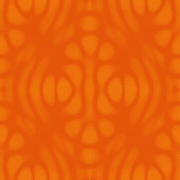 Abstract: tangerine by Kiluvi