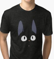 Jiji the Cat! Tri-blend T-Shirt