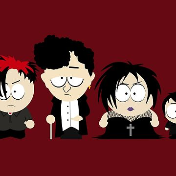 The Goth Kids. by nimbus-nought
