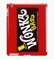 Willy Wonka Chocolate Bar iPad Case/Skin