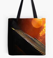 Sunspots Tote Bag