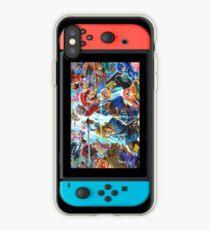 Vinilo o funda para iPhone Estuche para teléfono Super Smash Bros. Ultimate Switch