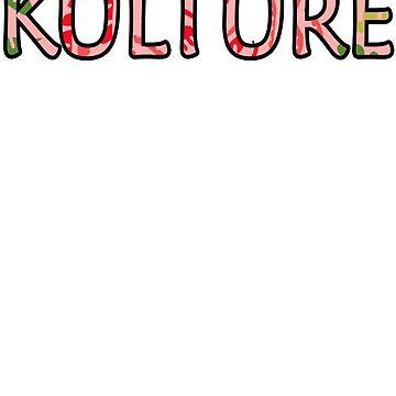 Kulture Cardi x Offset  by FabloFreshcoBar