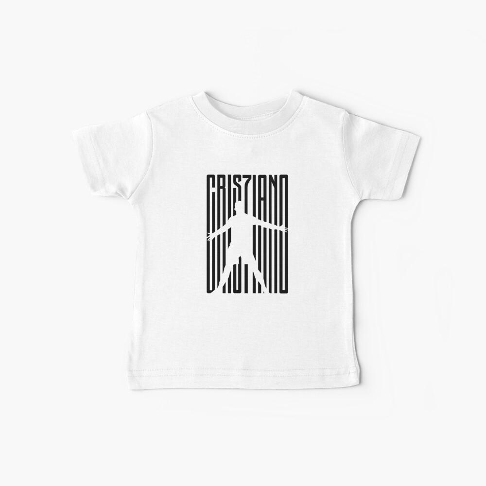 Cristiano Ronaldo - Juventus Baby T-Shirt