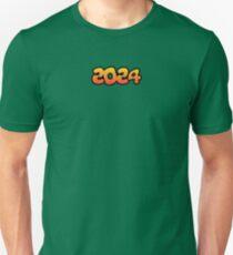 Lucky Number 2024 T-Shirt Unisex T-Shirt