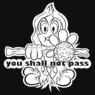 You shall not pass by PARADOX