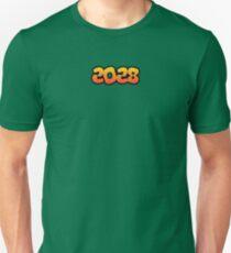 Lucky Number 2028 T-Shirt Unisex T-Shirt