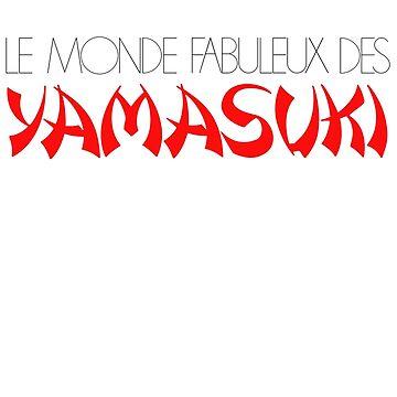 Le Monde Fabuleux Des Yamasuki Shirt by RatRock