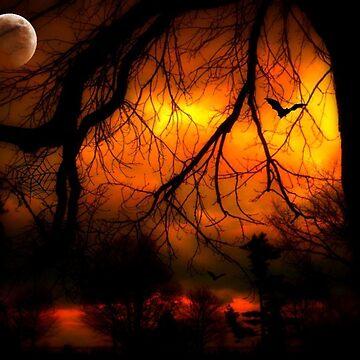 Bloody Night by amberwayne52