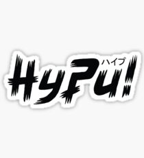 Hypu! Sticker