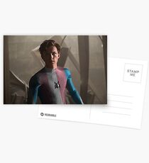 Trans Peter Parker Postcards