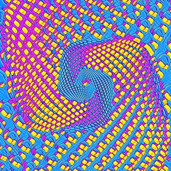 Cubism turbulence