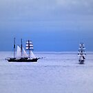 Ghost Ships by Ladymoose