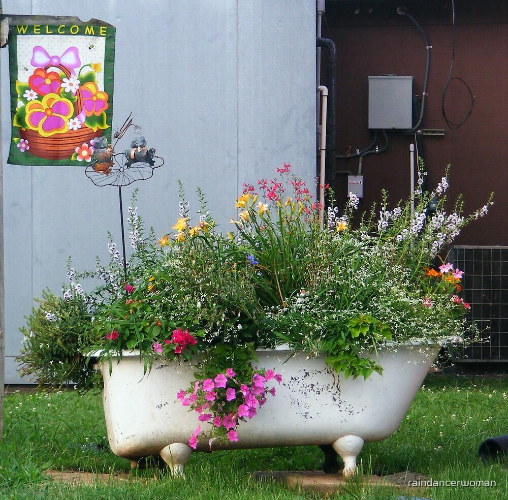 Whats In Your Bathtub? by raindancerwoman