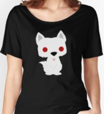 Ghost Puppy Women's Relaxed Fit T-Shirt