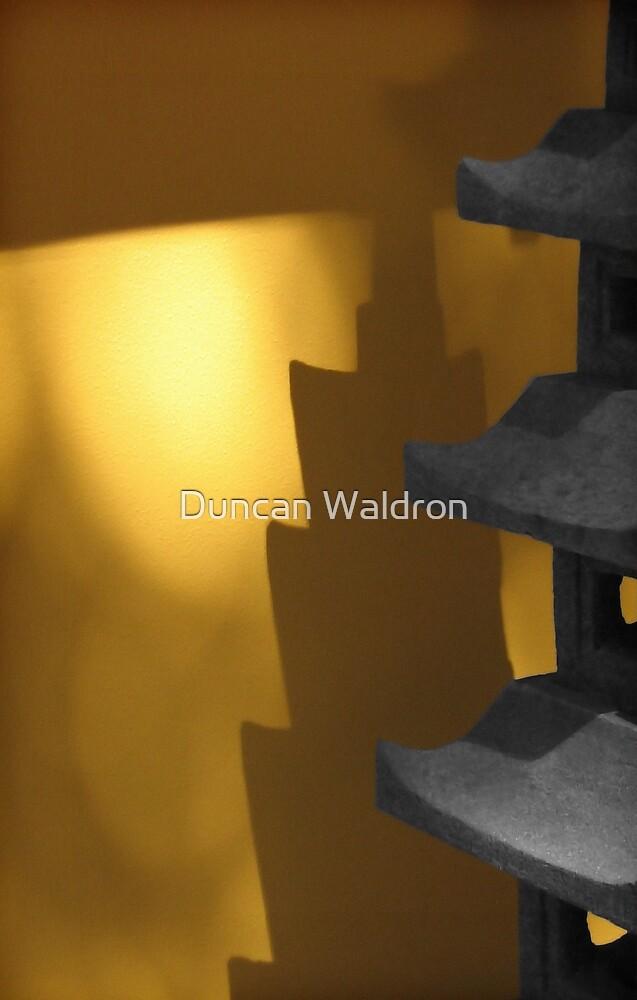 Shadow glow by Duncan Waldron