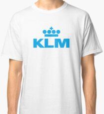 KLM Logo Classic T-Shirt