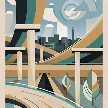 Spaghetti Junction by Brumhaus