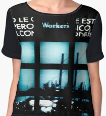 Workers. Blusa