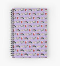 Bookish Things Spiral Notebook