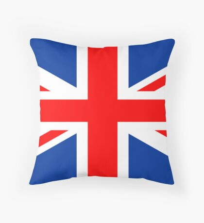 UK, national id Throw Pillow