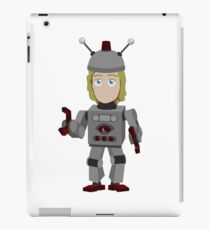 Abed's Uncontrollable Christmas - Britta iPad Case/Skin