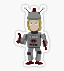 Abed's Uncontrollable Christmas - Britta Sticker