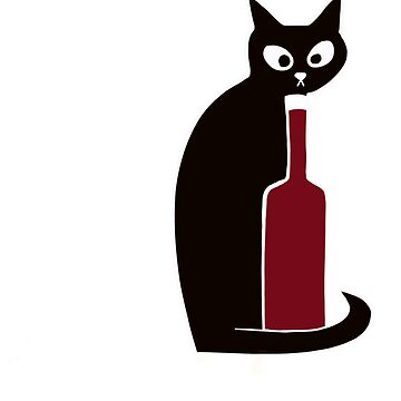 Wine Me Right Meow | I Love Cats and Wine by House-of-Roc