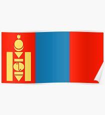 Mongolia, national id Poster