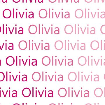 Olivia by Shalomjoy