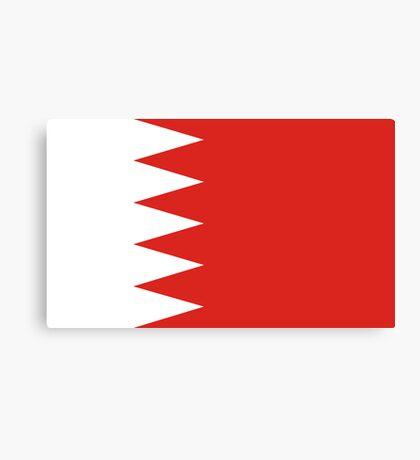 Bahrain, national id Canvas Print