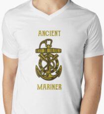 Ancient Mariner Men's V-Neck T-Shirt