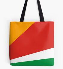 Seychelles, national id Tote Bag