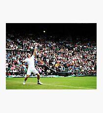 Andy Murray @ Wimbledon Fotodruck