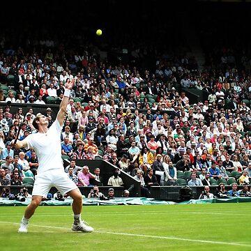 Andy Murray @ Wimbledon by zuluspice
