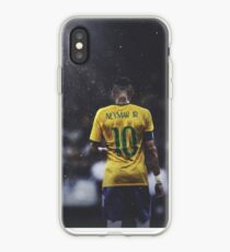 Neymar Junior | 10 | Brazil national team iPhone Case