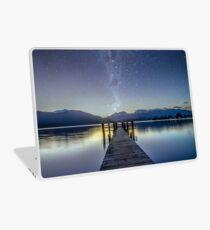 Lake Te Anau Milky Way Laptop Skin