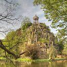 Buttes Chaumont Park, Paris by Michael Matthews