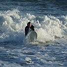 Surfer by Stephen Peters