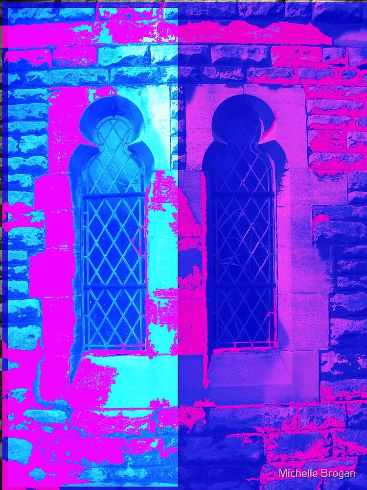 church window by Michelle Brogan