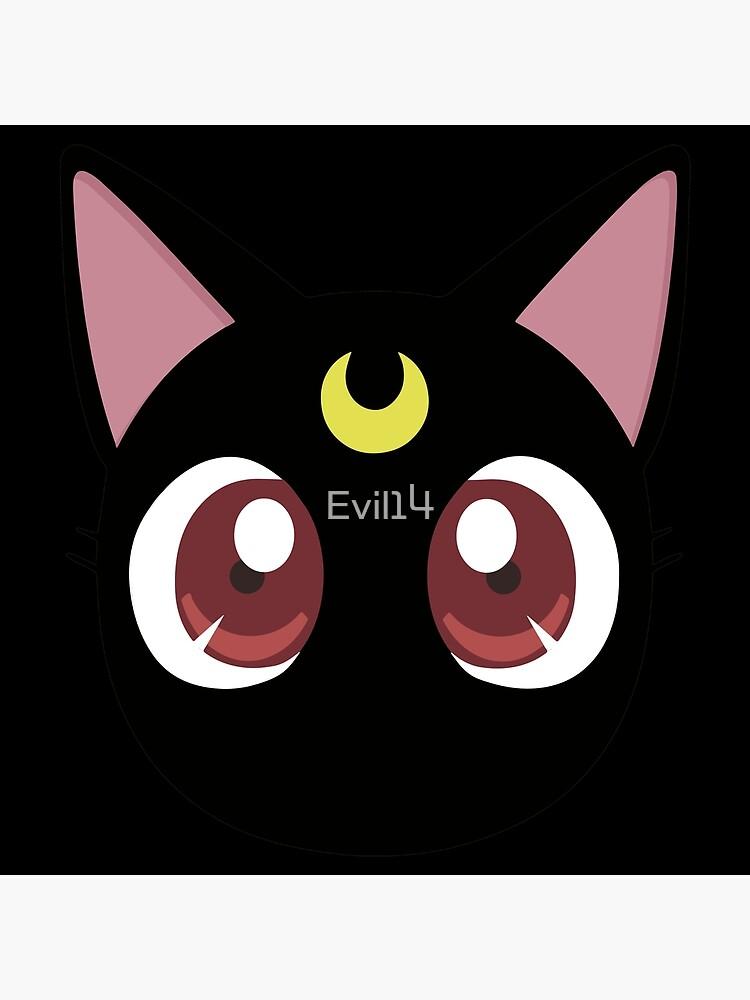 Luna - Sailor moon by Evil14