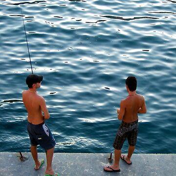 Fishing by zuluspice