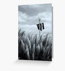 seagrass Greeting Card
