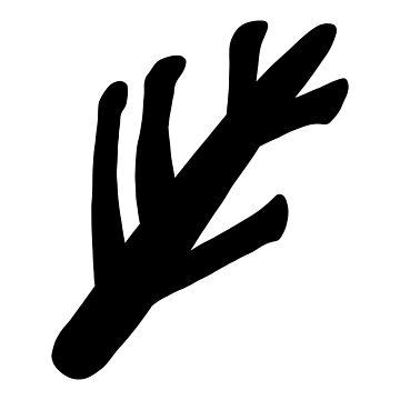 Lovecraftian Elder Sign - Black by MOREDANKMEMES