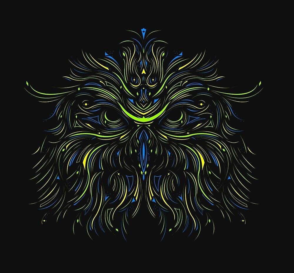 Mysticowl by Evan Luza